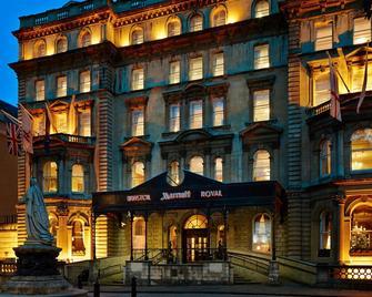 Bristol Marriott Royal Hotel - Bristol - Building