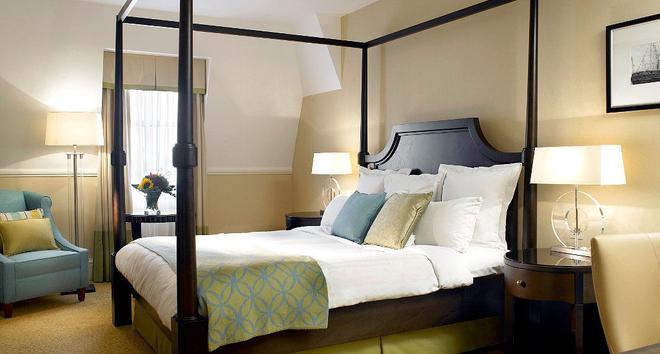 布里斯托爾皇家萬豪酒店 - 布里斯托 - 布里斯托 - 臥室