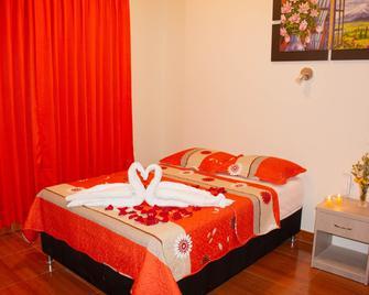 Residencial Marina House - Tarapoto - Slaapkamer
