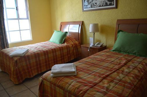 Hosteria 66 - Mexico City - Bedroom