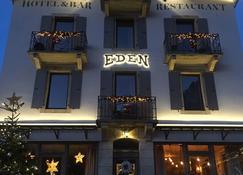 Hotel Eden Chamonix - Ле-Тин - Здание