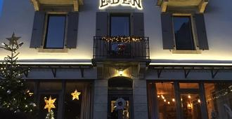 Hotel Eden Chamonix - Chamonix - Rakennus