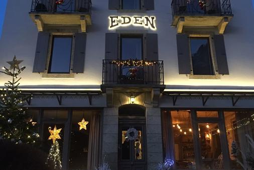 Hotel Eden Chamonix - Chamonix - Building