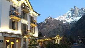 Hotel Eden Chamonix - Chamonix - Edificio