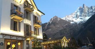 Hotel Eden Chamonix - שאמוני מון-בלאן - בניין