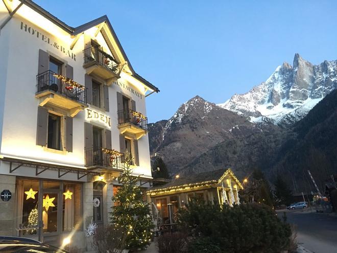 Hotel Eden Chamonix - Chamonix - Toà nhà