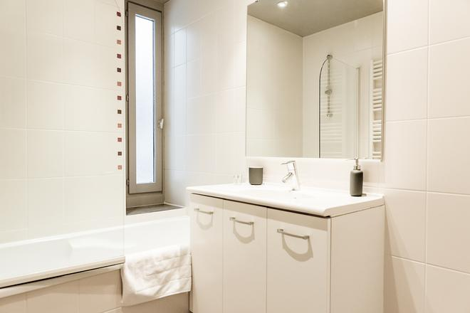Hotel Eden Chamonix - Chamonix - Phòng tắm