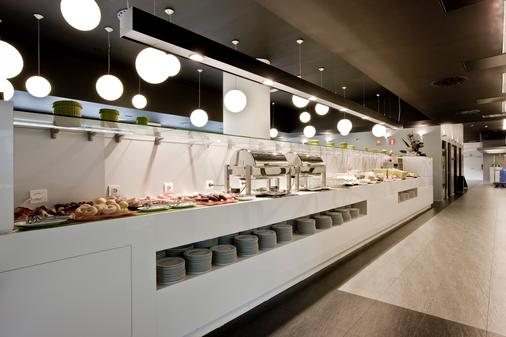 Occidental Castellana Norte - Madrid - Buffet