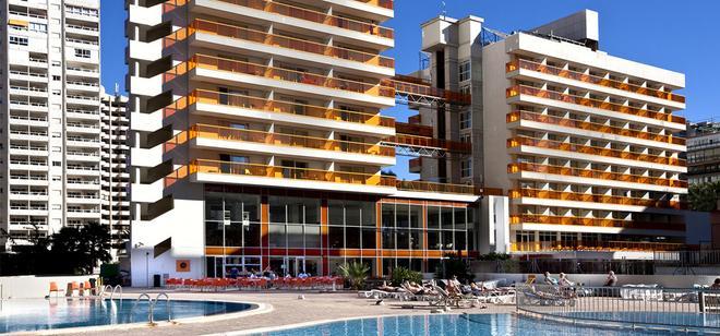 Hotel & Spa Dynastic - Benidorm - Toà nhà