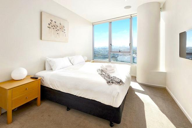 Docklands Private Collection of Apartments - Digital Harbour - Melbourne - Bedroom