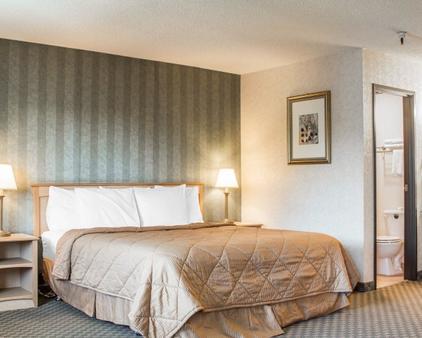 羅德威酒店 - 聖塔羅沙 - 聖羅莎 - 臥室