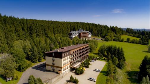 Orea Hotel Spicak - Železná Ruda - Building