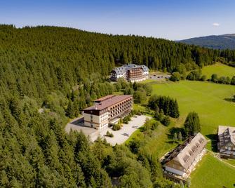 Orea Hotel Spicak Sumava - Železná Ruda - Budova