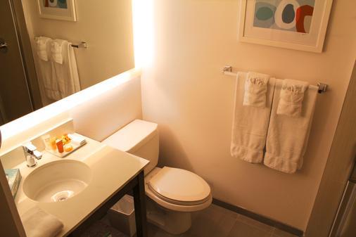 Corporate Inn - Sunnyvale - Sunnyvale - Bathroom