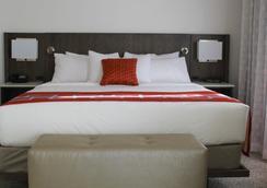 Corporate Inn - Sunnyvale - Sunnyvale - Bedroom
