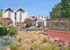 Corporate Inn Sunnyvale - All-Suite Hotel - Sunnyvale - Gebäude
