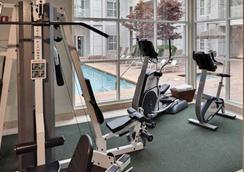 Corporate Inn - Sunnyvale - Sunnyvale - Gym