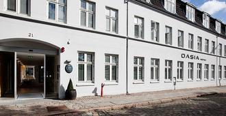 Hotel Oasia Aarhus - Århus - Gebouw
