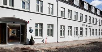 Hotel Oasia Aarhus - Aarhus - Toà nhà