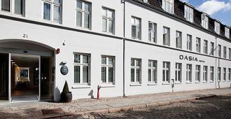 Hotel Oasia Aarhus - Århus - Rakennus
