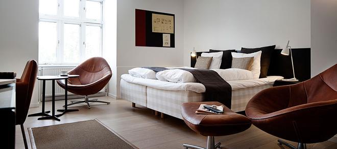 Hotel Oasia Aarhus - Aarhus - Bedroom