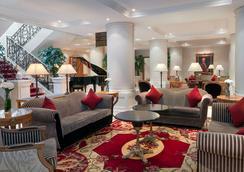 Hotel Royal - Geneva - Lobby