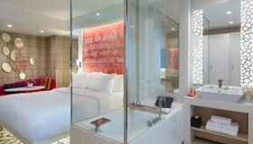 N'vY Manotel - Geneva - Bedroom