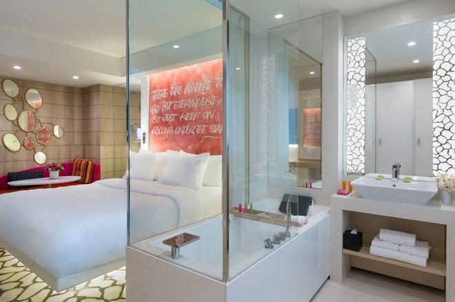 N'vY 酒店 - 日內瓦 - 日內瓦 - 臥室