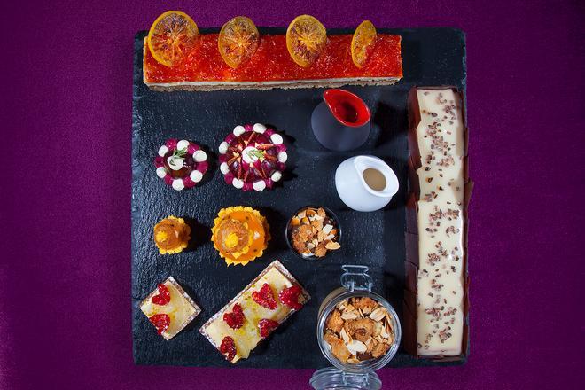 N'vY Manotel - Geneva - Food