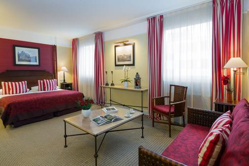 Kipling Manotel - Geneva - Bedroom