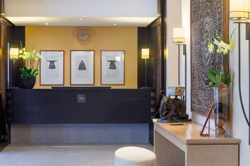 翡翠酒店 - 日內瓦 - 日內瓦 - 櫃檯