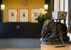 翡翠酒店 - 日內瓦 - 日內瓦 - 大廳