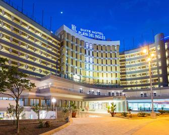HL Suitehotel Playa del Inglés - Maspalomas - Edifício