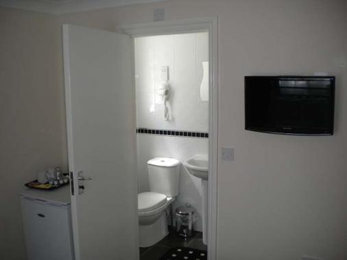 Royal London Hotel By Saba - London - Bathroom