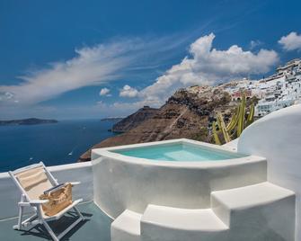 Athina Luxury Suites - Thera - Pool
