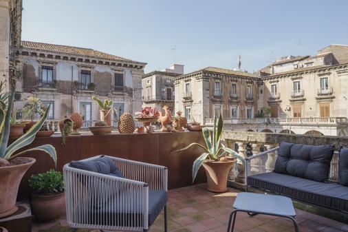 Asmundo di Gisira - Catania - Balcony
