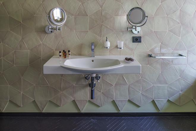 Asmundo di Gisira - Catane - Salle de bain
