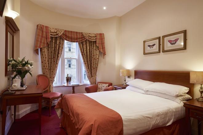 老威弗利酒店 - 愛丁堡 - 愛丁堡 - 臥室