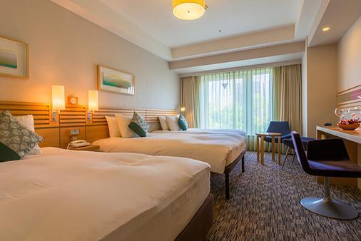 Hotel Resol Trinity Sapporo - Sapporo - Bedroom