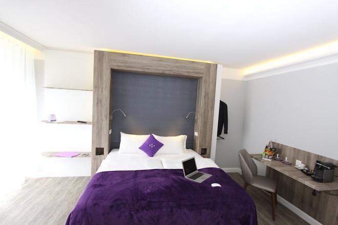 stays design Hotel Dortmund - Dortmund - Bedroom
