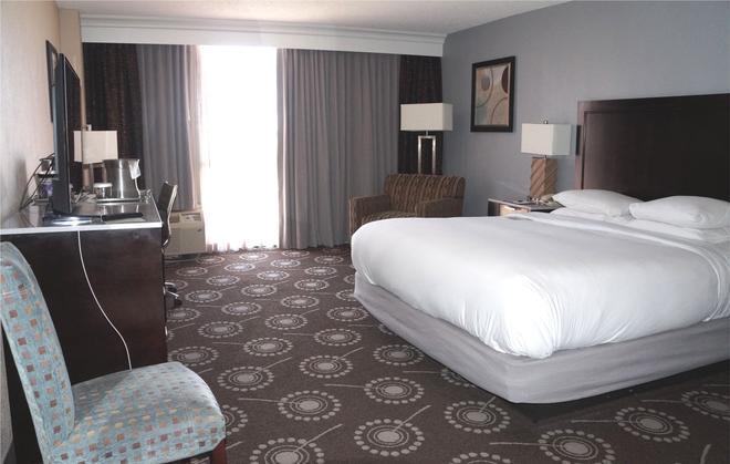 米德蘭廣場希爾頓酒店 - 米德蘭 - 米德蘭(德克薩斯州) - 臥室