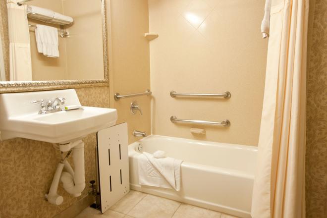 米德蘭廣場希爾頓酒店 - 米德蘭 - 米德蘭(德克薩斯州) - 浴室