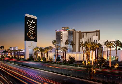 SAHARA Las Vegas - Las Vegas - Building