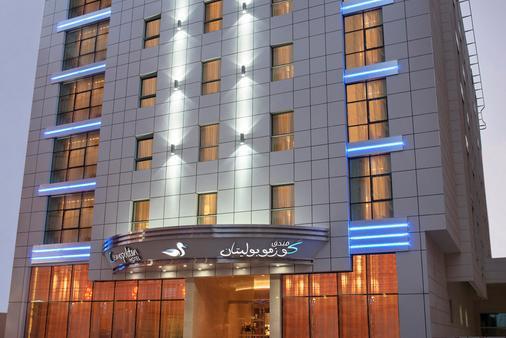 Cosmopolitan Hotel - Dubai - Toà nhà