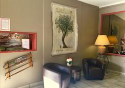 Hôtel Le Magnan - Avignon - Lobby