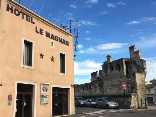 Hôtel Le Magnan - Aviñón - Edificio