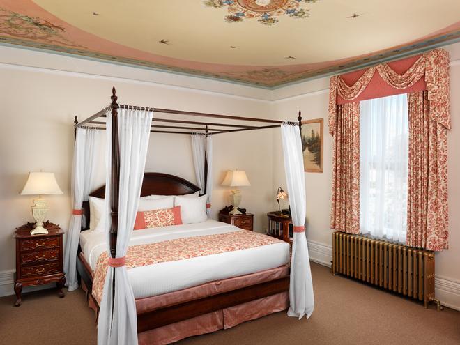 Pendray Inn and Tea House - Victoria - Bedroom