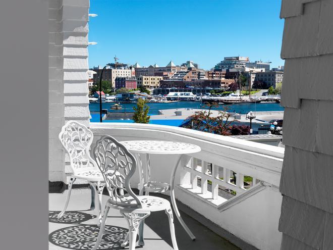 Pendray Inn and Tea House - Victoria - Balcony