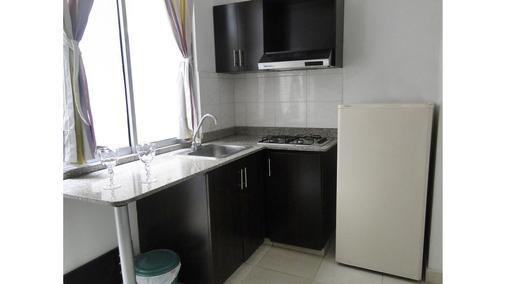 Arco Apartasuites - Cali - Κουζίνα
