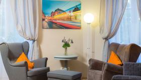Le Petit Hotel Prague - Praga - Ingresso